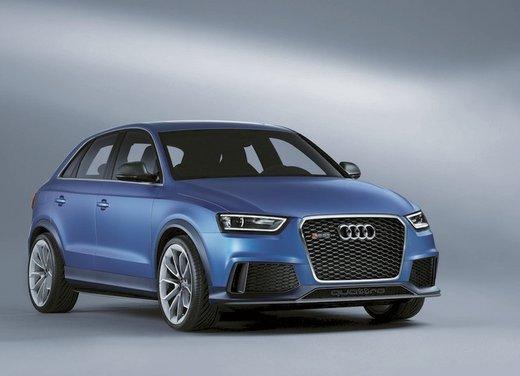 Audi RS Q3 concept - Foto 3 di 12