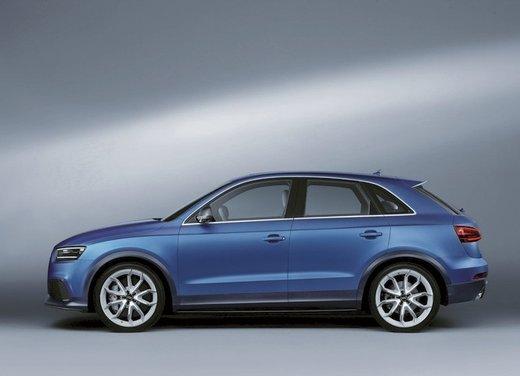 Audi RS Q3 concept - Foto 5 di 12
