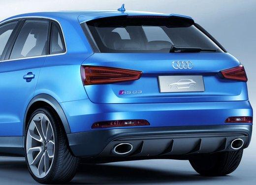 Audi RS Q3 concept - Foto 7 di 12
