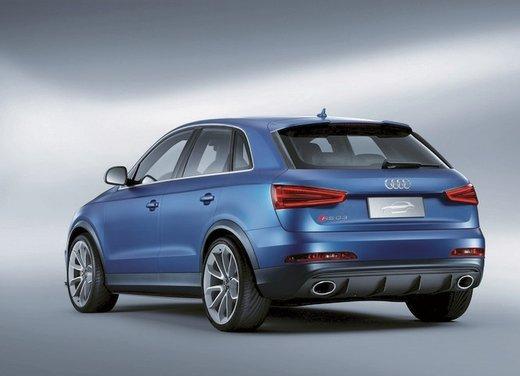 Audi RS Q3 concept - Foto 4 di 12
