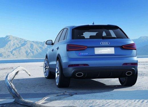 Audi RS Q3 concept - Foto 10 di 12