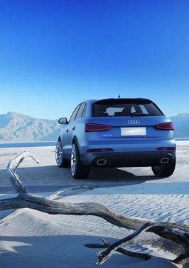 Audi RS Q3 concept - Foto 9 di 12