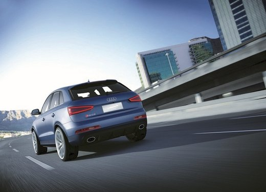 Audi RS Q3 concept - Foto 11 di 12