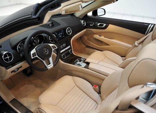 Mercedes SL 500 by Brabus - Foto 4 di 12