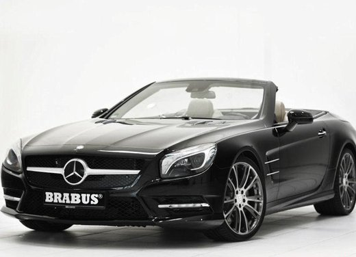Mercedes SL 500 by Brabus - Foto 12 di 12