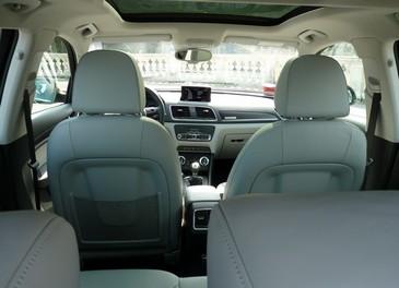 Audi Q3 provata su strada la versione 2.0 TDI da 177 CV - Foto 13 di 48