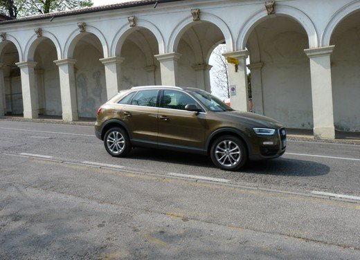 Audi Q3 provata su strada la versione 2.0 TDI da 177 CV - Foto 22 di 48