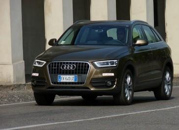 Audi Q3 provata su strada la versione 2.0 TDI da 177 CV - Foto 26 di 48