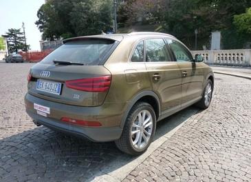 Audi Q3 provata su strada la versione 2.0 TDI da 177 CV - Foto 30 di 48