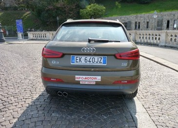 Audi Q3 provata su strada la versione 2.0 TDI da 177 CV - Foto 31 di 48