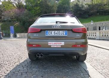 Audi Q3 provata su strada la versione 2.0 TDI da 177 CV - Foto 32 di 48