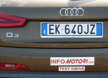 Audi Q3 provata su strada la versione 2.0 TDI da 177 CV - Foto 34 di 48