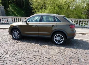 Audi Q3 provata su strada la versione 2.0 TDI da 177 CV - Foto 36 di 48