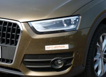 Audi Q3 provata su strada la versione 2.0 TDI da 177 CV - Foto 39 di 48