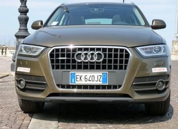 Audi Q3 provata su strada la versione 2.0 TDI da 177 CV - Foto 40 di 48