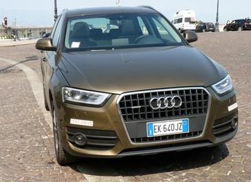 Audi Q3 provata su strada la versione 2.0 TDI da 177 CV - Foto 41 di 48