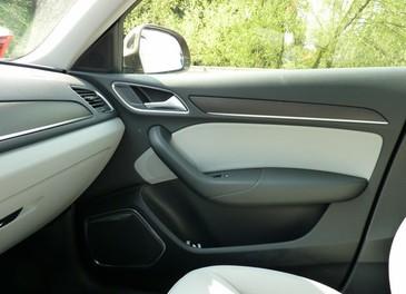 Audi Q3 provata su strada la versione 2.0 TDI da 177 CV - Foto 9 di 48