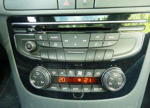 Prova su strada di Peugeot 508 Station Wagon - Foto 2 di 31