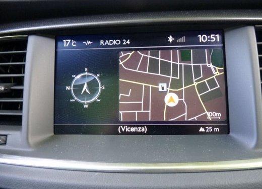 Prova su strada di Peugeot 508 Station Wagon - Foto 3 di 31