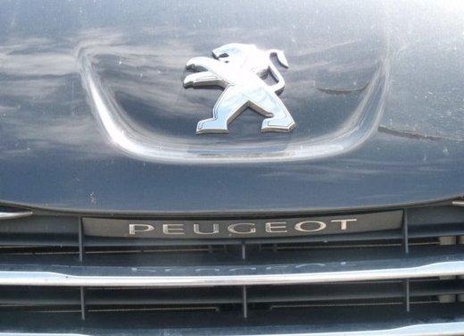 Prova su strada di Peugeot 508 Station Wagon - Foto 21 di 31