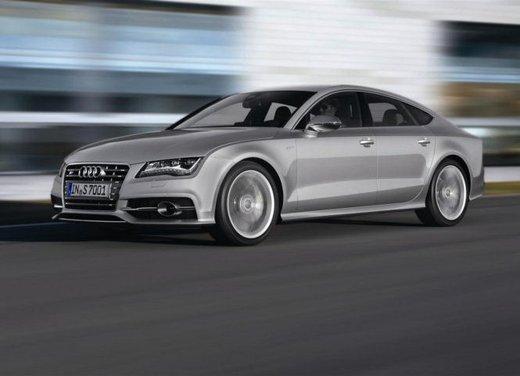 Audi S7 Sportback - Foto 4 di 10