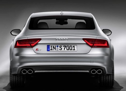 Audi S7 Sportback - Foto 8 di 10