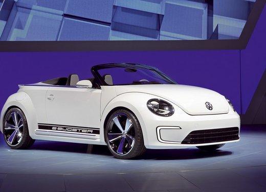 Volkswagen Maggiolino cabrio debutta al Los Angeles Motor Show