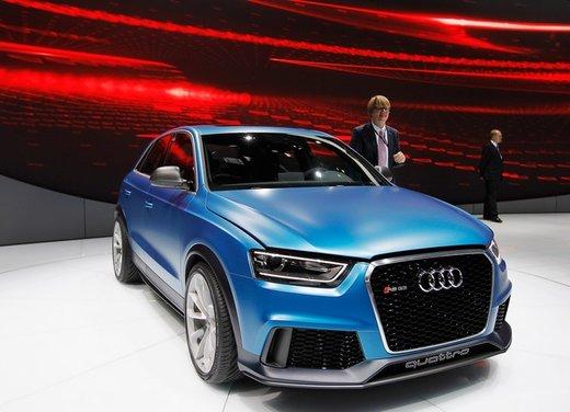 Audi RS Q3 concept - Foto 1 di 12