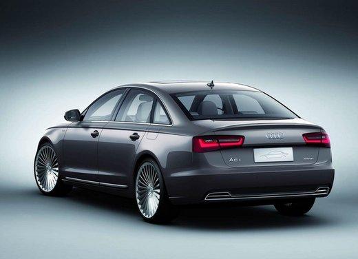 Audi A6 L e-tron Concept - Foto 10 di 20