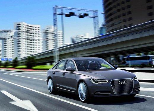 Audi A6 L e-tron Concept - Foto 6 di 20