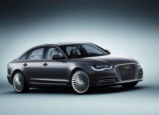 Audi A6 L e-tron Concept - Foto 9 di 20