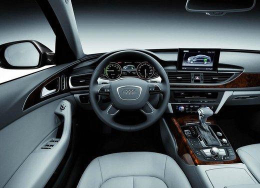 Audi A6 L e-tron Concept - Foto 11 di 20
