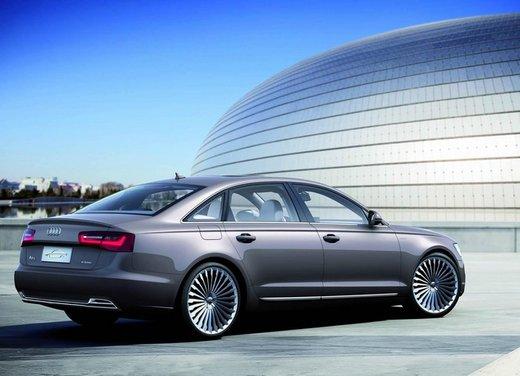 Audi A6 L e-tron Concept - Foto 7 di 20