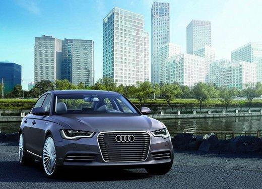 Audi A6 L e-tron Concept - Foto 4 di 20
