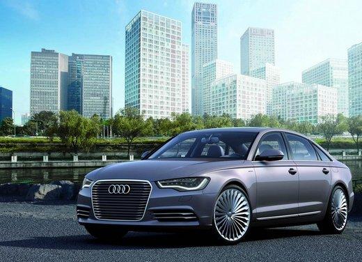 Audi A6 L e-tron Concept - Foto 3 di 20