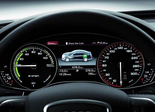 Audi A6 L e-tron Concept - Foto 13 di 20