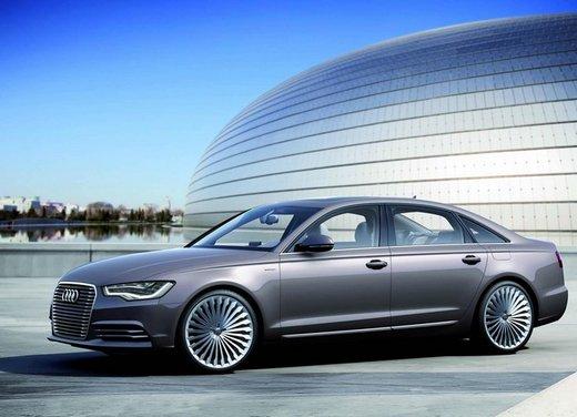 Audi A6 L e-tron Concept - Foto 5 di 20