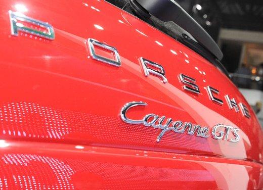 Nuova Porsche Cayenne GTS - Foto 6 di 13