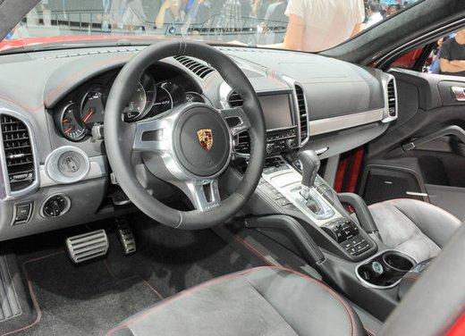 Nuova Porsche Cayenne GTS - Foto 5 di 13
