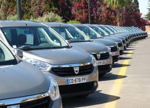 Dacia Lodgy, provata in anteprima la nuova monovolume low cost da 7 posti