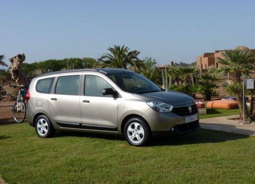 Dacia Lodgy ottiene il Trophee de l'Argus nella categoria monovolume
