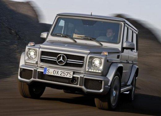 Mercedes G 63 AMG - Foto 3 di 11