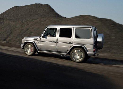 Mercedes G 63 AMG - Foto 5 di 11