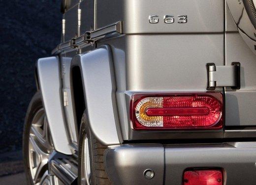 Mercedes G 63 AMG - Foto 6 di 11