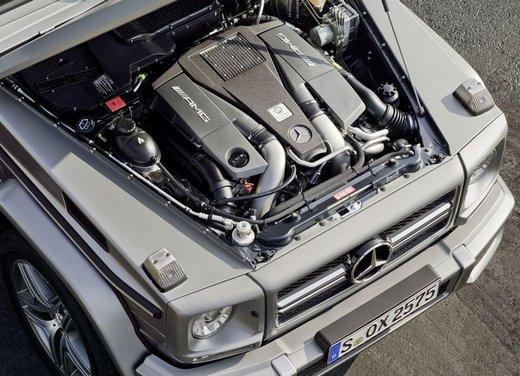 Mercedes G 63 AMG - Foto 8 di 11