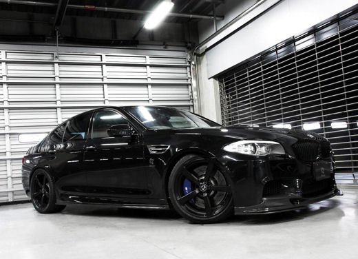 BMW M5 tuning by 3D Design
