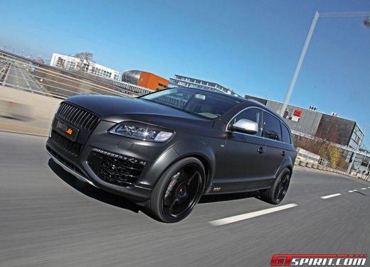 Audi Q7 V12 TDI da 600 CV by Fostla