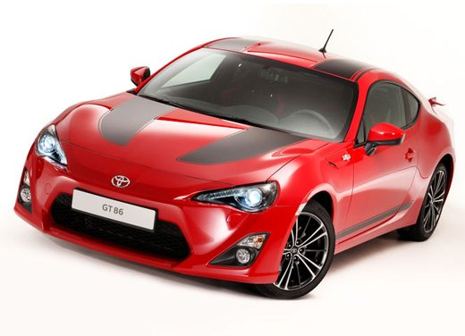 Toyota GT86 1st Edition