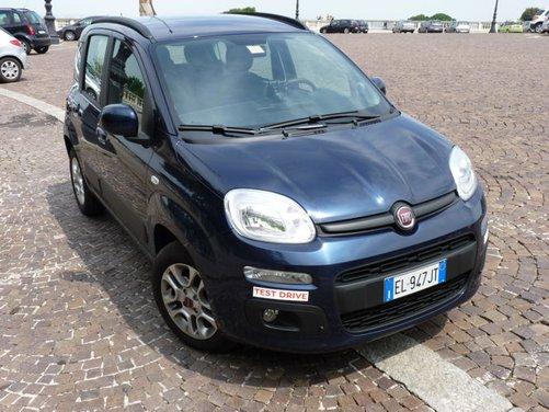 Prova su strada della Nuova Fiat Panda con motore diesel Multijet - Foto 5 di 34