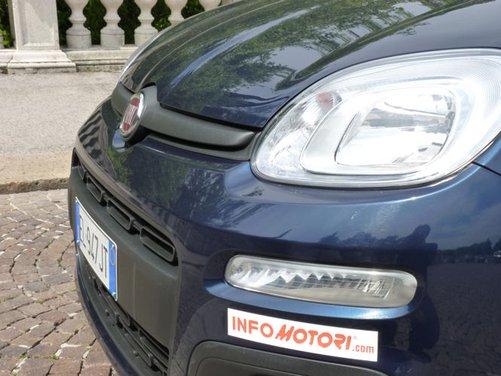 Prova su strada della Nuova Fiat Panda con motore diesel Multijet - Foto 3 di 34